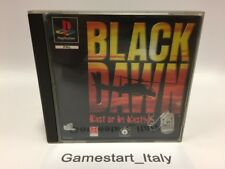 BLACK DAWN - SONY PS1 - USATO PERFETTAMENTE FUNZIONANTE - USED PAL VERSION PSX