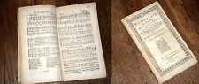 Bardenhain eine Sammlung auserlesener Lieder partition chant ténor basse 1834 T5