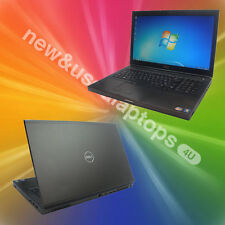 Dell Precision M6700 Laptop Core i7-3740QM 2.70GHz 16GB Ram HDMI NVIDIA Quadro