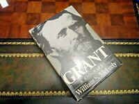 Grant by William S. McFeely A Biography 1981 First Edition 1st Printing HCDJ