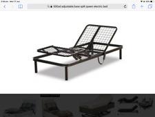 Electric bed queen size split