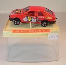 Guisval 1/64 Nr. 153 Ford Sierra Limousine rot Safari OVP #6041