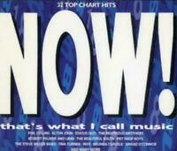 Now That's What I Call Music 18 - 32 Top Chart Hits - New Sealed Music Audio CD