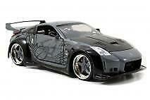 Fast and Furious '03 Nissan 350z 1 24 Scale Hollywood Ride