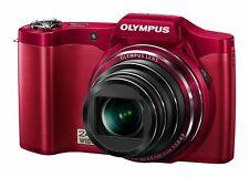 Olympus Digital Camera Sz-14 1400-Megapixel Optical 24 Times Zoom 3D Photo Funct