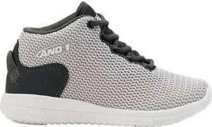 And1 Boy's B-Wylin [ Black/White ] Basketball Shoes - D3013-BBWB