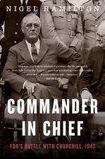 Hamilton Nigel-Commander In Chief  BOOK NEW