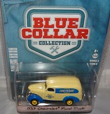 "1:64 Blue Collar Collection Series 3 - 1939 Chevrolet Panel Truck ""Genuine Chevr"