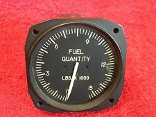 SIMMONDS PRECISION PRODUCTS FUEL QUANTITY INDICATOR P/N 383011-24209