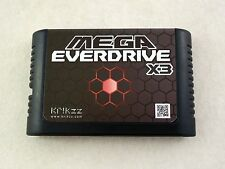 New Mega Everdrive X3 for Sega Genesis (Official) Mega Drive US Seller