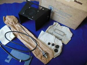 NOS BMC Factory Radio Mounting Kit Austin Healey Sprite MG MIdget HAC703