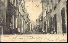 canada, QUEBEC, Little Champlain Street (1905)