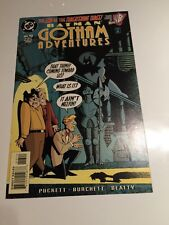Batman Gotham Adventures 13 Kelley Puckett Rick Burchett
