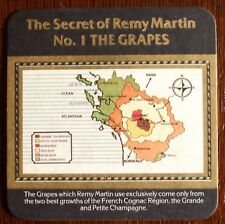 Old Remy Martin Cognac  Pub Beer Mat - The Secret of Remy Martin  #1