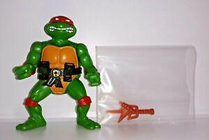 Teenage Mutant Ninja Turtles RAPHAEL AVEC CEINTURE PLAYMATES TOYS 1988