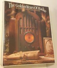 The Golden Years Of Radio 40 Cassette Collector's Edition Legends 1992 MetaCom