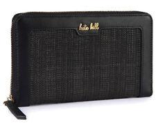 Kate Hill Isla Bi-Fold Wallet - Black