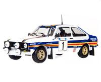 ALTAYA 1/18 Ford Escort RS 1800 MK II  1981 A. Vatanen NEUF BOITE JAMAIS OUVERT