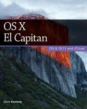 OS X el Capitan by Chris Kennedy (2015, Paperback)