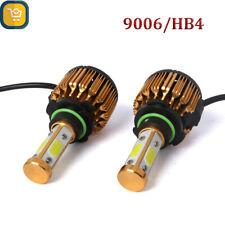 2x 9006 HB4 LED 6500K Headlight Bulb Conversion Kit High Low Beam Canbus 32000LM