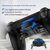 FPS Controller Gamepad Mapping Key With MODS & Paddles Turbo for PS4 Slim/Pro
