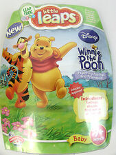 Leap Frog Baby Little Leaps Winnie The Pooh 9 mos+ - NEW