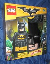 THE BATMAN MOVIE Lego Halloween Costume Set Size M 7-8 by DISGUISE New/Sealed