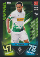 Match Attax 19/20 Bundesliga 2019/2020 Basiskarte Nr.  258 - Raffael