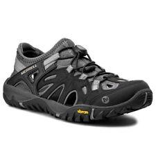 Original Merrell All Out Blaze Sieve Men's Hiking Shoes - Black/Wild Dove J65239