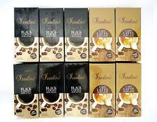 10 Boxes Issaline ( 4 Latte + 6 Black Coffee ) Pure Ganoderma Lucidum Extract