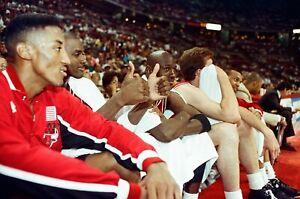 LD129-16 1991 ECF Chicago Bulls Pistons MICHAEL JORDAN (11) ORIG 35mm NEGATIVES