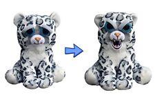 "William Mark- Feisty Pets: Lethal Lena- Adorable 8.5"" Plush Snow Leopard"