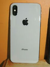 New listing Apple iPhone X 64Gb White Unlocked Very Good working Condition Sprint