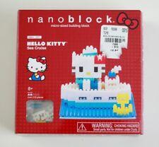 Sanrio Nanoblock Nano Block Hello Kitty Sea Cruise Sailor New in Box