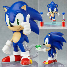 Sonic Toys Hedgehog Vivid Nendoroid PVC Action Figure Collection Model Kid Dolls
