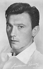 LAURENCE HARVEY LITHUANIAN-BORN ACTOR ARCADE CARD NON-P/C