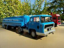 BERNARD TDA 180-35 Camion Semi Remorque Citerne DROUIN à NANTES au 1/43 Neuf