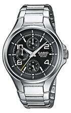 Casio Edifice Uhr EF-316D-1AVEF Analog Silber