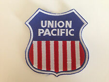 Patch- UP Union Pacific 4 inch size (4 x 4.5 inches) #12107-   NEW