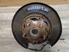 Nissan Murano II Z51 Achsschenkel Radnabe Hinten Links (3)