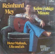"""7""""1979 KULT IN VG++! REINHARD MEY : Keine ruhige Minute"""