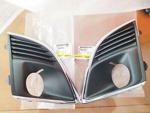 Chevrolet FRONT FOG LAMP BEZEL Pair for CHEVY 2013 CRUZE GM KOREA #95093359+