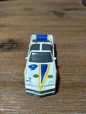 H0 slot car body, AFX, TOMY, Marchon MR-1, White FRAM Camaro #9