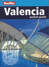 Berlitz Valencia Pocket Guide (Spain) *IN STOCK IN MELBOURNE - NEW*