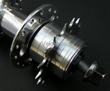 VS CNC SINGLESPEED Cassette Hub SPACER KIT NON-ANODIZED single speed Shimano