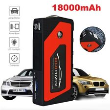 18000mAh Car Jump Starter Battery Charger Pack Booster Power Bank LED Display