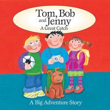 Tom, Bob & Jenny - A Great Catch CD