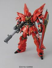 MSN-06S Sinanju Anime Color GUNPLA MG Master Grade Gundam Unicorn 1/100 BANDAI