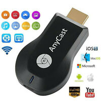 Anycast WiFi DLNA Airplay Miracast Online Streaming Device for TV 1080p Receiver