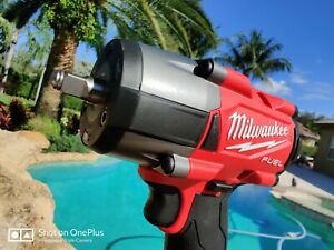 Milwaukee 2960-20 M18 FUEL™ 3/8 Mid-Torque Compact Impact Wrench 650 FT/LBS